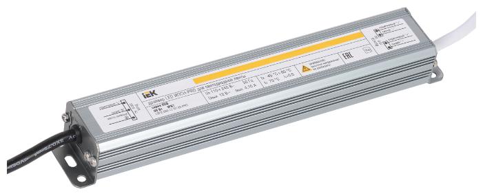 Блок питания для LED IEK LSP2-050-12-67-22-PRO 50 Вт