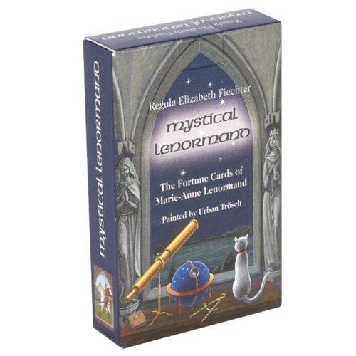 Гадальные карты AGM-Urania Таро Mystical Lenormand, 36 карт
