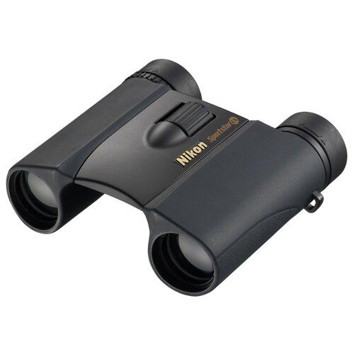 Фото - Бинокль Nikon Sportstar EX 10x25 DCF черный бинокль nikon prostaff 5 10 x 42 roof черный [baa821sa]