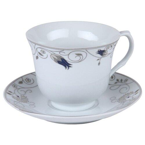 ROSENBERG Чайная пара RPO-255107 270 мл белый по цене 244
