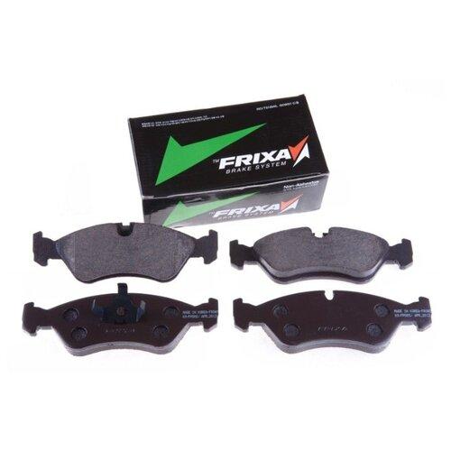 Дисковые тормозные колодки передние Frixa FPD05 для Daewoo Nexia, Daewoo Espero (4 шт.) car trunk mat for daewoo nexia 1995 2016 element nlc1105b10
