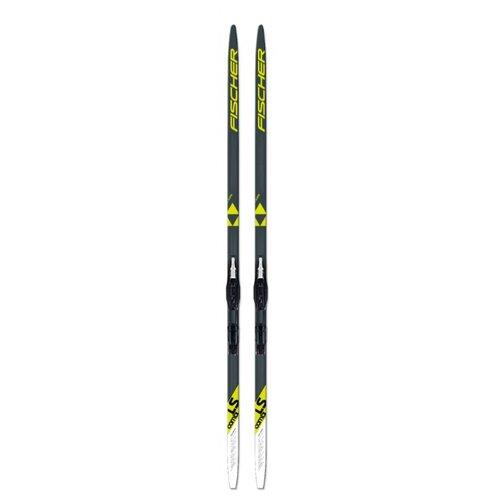 Беговые лыжи Fischer LS Combi IFP черный/желтый 207 см
