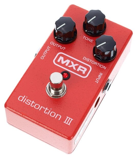 Dunlop педаль M115 MXR Distortion III