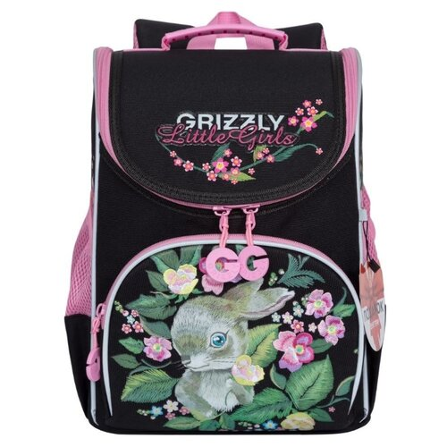 Купить Grizzly Ранец (RA-973-3), черный, Рюкзаки, ранцы