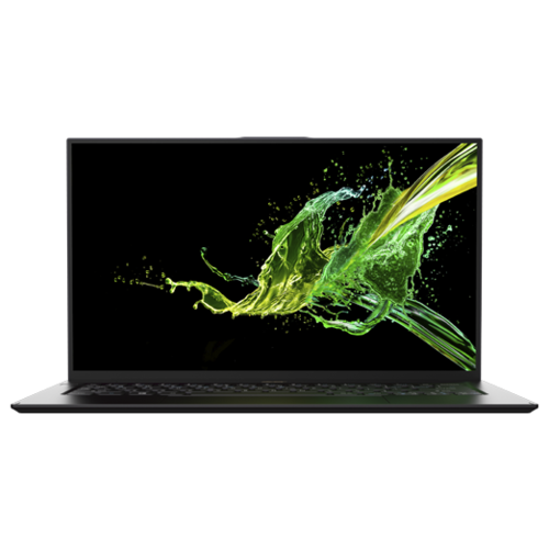Купить Ноутбук Acer Swift 7 (SF714-52T-78V2) (Intel Core i7 8500Y 1500 MHz/14 /1920x1080/16GB/512GB SSD/DVD нет/Intel UHD Graphics 615/Wi-Fi/Bluetooth/Windows 10 Pro) NX.H98ER.005 черный