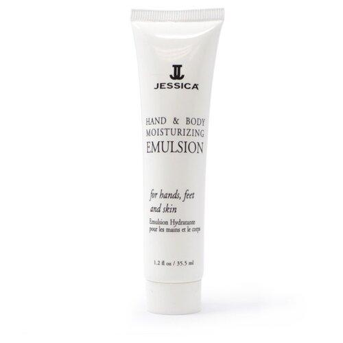 Эмульсия для тела Jessica Hand&Body Moisturizing Emulsion увлажняющая с пантенолом, 36 мл глубоко увлажняющая эмульсия calranico deep moisturizing aqua emulsion