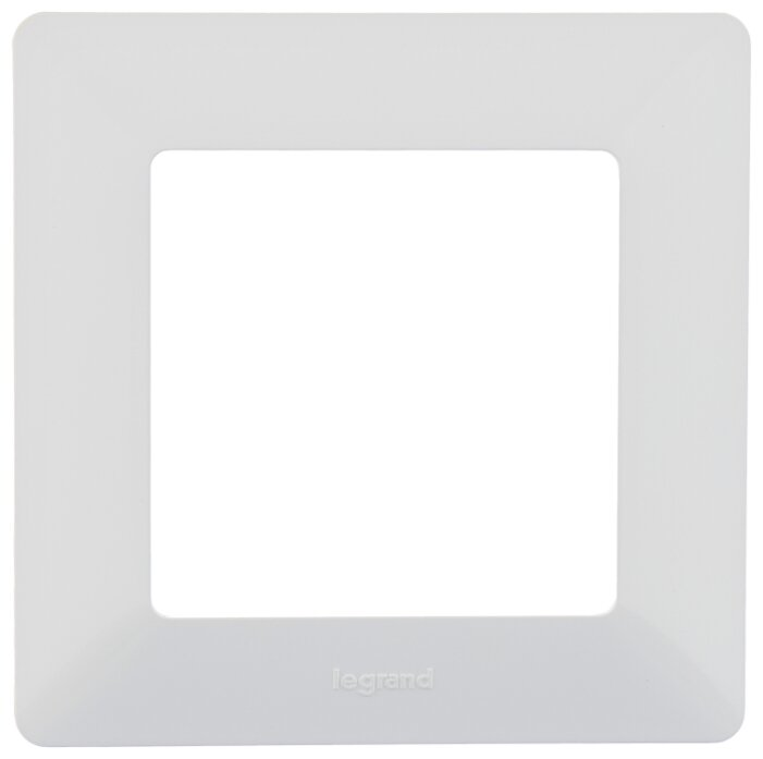 Рамка 1п Legrand Valena Life 754007, белый