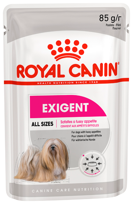 Корм для собак Royal Canin Exigent Care