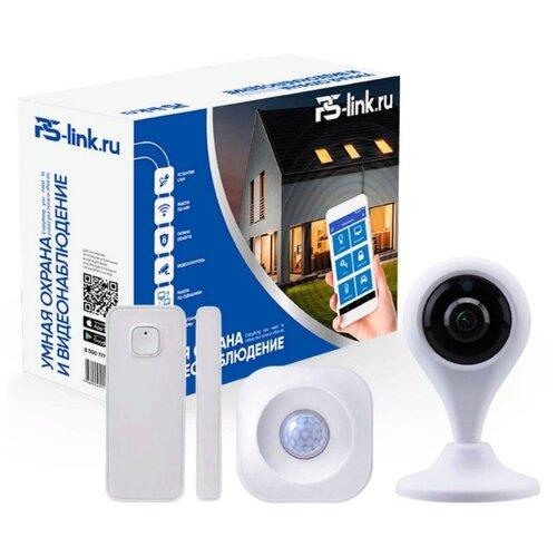 Комплект умного дома PS-Link Охрана и Видеонаблюдение PS-1204