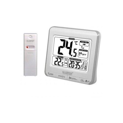 Термометр La Crosse WS6811 белый / серый