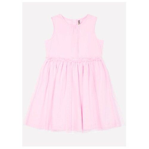 Купить Платье crockid размер 92, розовый, Платья и юбки