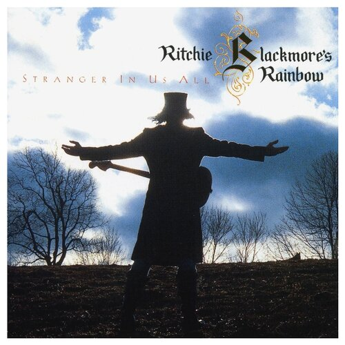 Ritchie Blackmore's Rainbow. Stranger In Us All (2 LP)