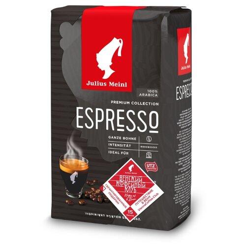 Кофе в зернах Julius Meinl Espresso Premium Collection, арабика, 500 г julius meinl грандэ эспрессо кофе в зернах 500 г