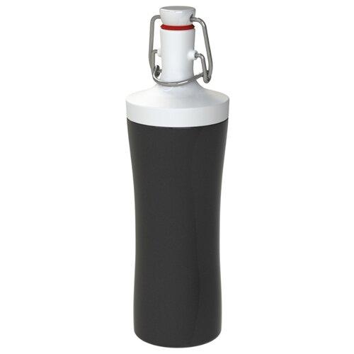 Фото - Бутылка для воды PLOPP TO GO 425 мл черная бутылка для воды koziol plopp to go organic 0 42 пластик синий