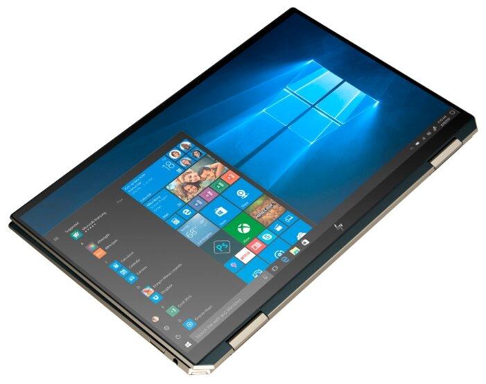 ноутбук-трансформер HP Spectre x360 13-aw0034ur Black (22M51EA)