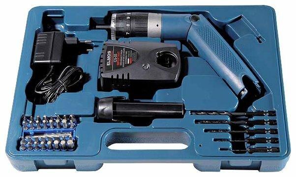 Аккумуляторная отвертка Elmos SD319i