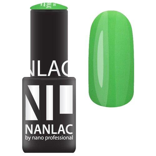 Фото - Гель-лак для ногтей Nano Professional Эмаль, 6 мл, NL 2161 зеленый мексиканец гель лак для ногтей kodi basic collection 12 мл 30 r терракотово красный эмаль