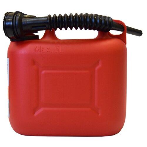 Канистра ALCA 725030, 5 л, красный