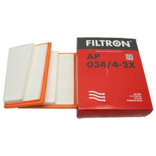 Панельный фильтр FILTRON AP034/4-2X панельный фильтр filtron ap108 4