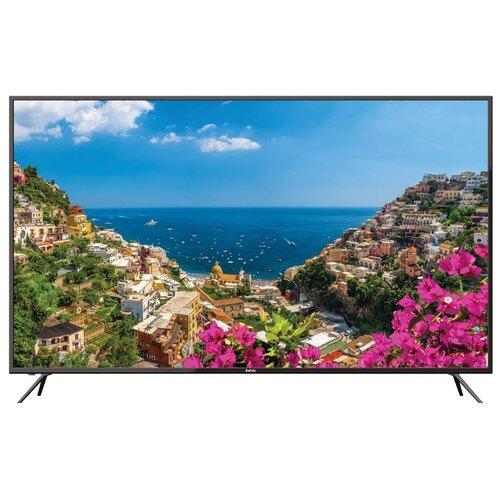 Фото - Телевизор BBK 50LEX-8162/UTS2C 50 (2020), черный телевизор bbk 50lex 8161 uts2c черный