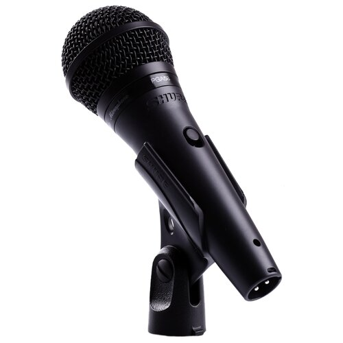 Купить Микрофон Shure PGA58-XLR-E черный