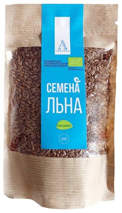 Семена льна Аривера сырые 200 г