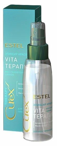Estel Professional CUREX Therapy Эликсир красоты