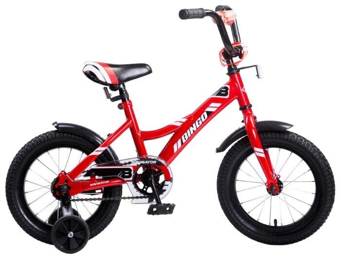 Детский велосипед Navigator Bingo (ВМ14177)