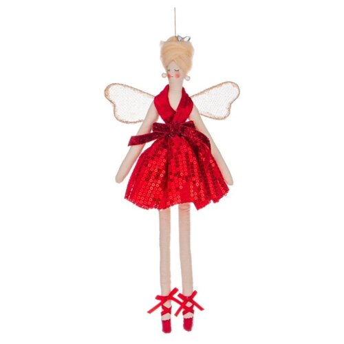 Фигурка-подвеска девушка-балерина 18х29 см Lefard (148-106)