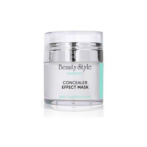 Фото - Beauty Style Harmony маска Антикупероз с эффектом консилера, 50 мл омолаживающая крем маска матриксил beauty style 50 мл