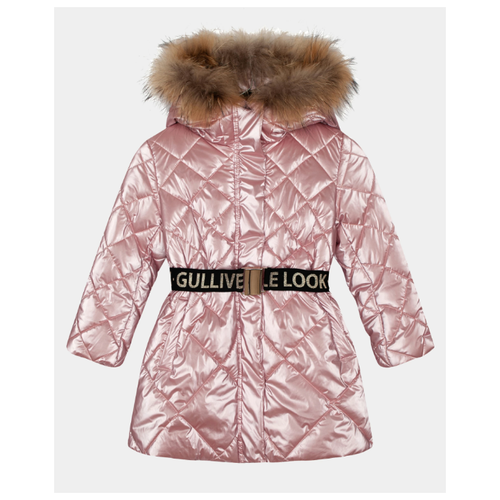 Купить Куртка Gulliver размер 104, розовый, Куртки и пуховики
