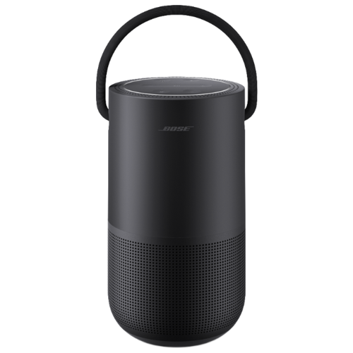 Умная колонка Bose Portable home speaker, черный