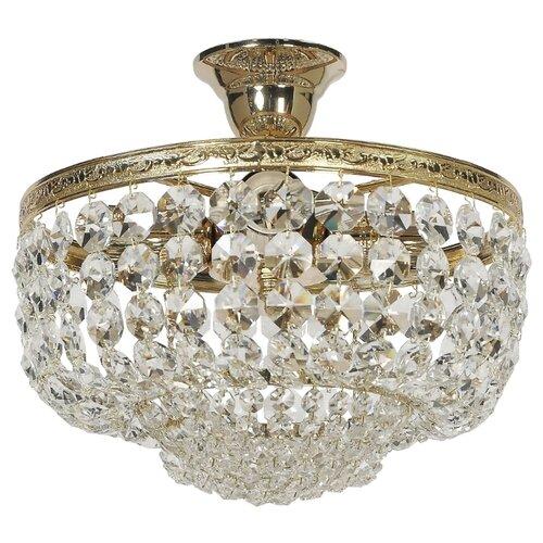 накладная люстра arti lampadari pera e 1 2 80 601 g Люстра Arti Lampadari Favola E 1.3.30.501 G, E27, 240 Вт