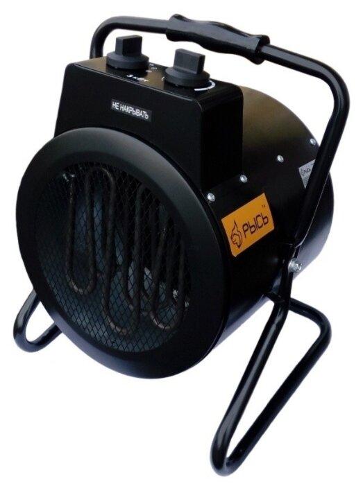 Электрическая тепловая пушка Рысь ПТ-3000 (3 кВт)