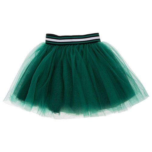 Купить Юбка Gulliver Baby размер 86-92, зеленый, Платья и юбки