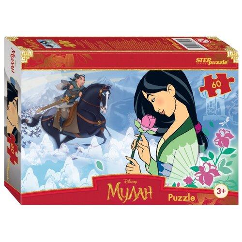 Мозаика puzzle 60 Мулан (Disney)