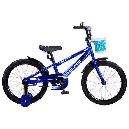 Детский велосипед Navigator Basic (ВН18097) синий (требует финальной сборки)Велосипеды<br>