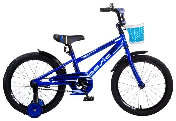 Детский велосипед Navigator Basic (ВН18097) синий (требует финальной сборки)