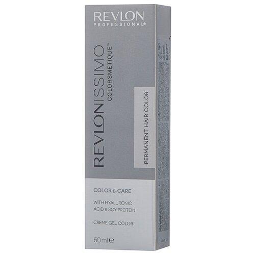 Revlon Professional Revlonissimo Colorsmetique стойкая краска для волос, 60 мл, 9.1 очень светлый блондин пепельный холодный светлый блондин