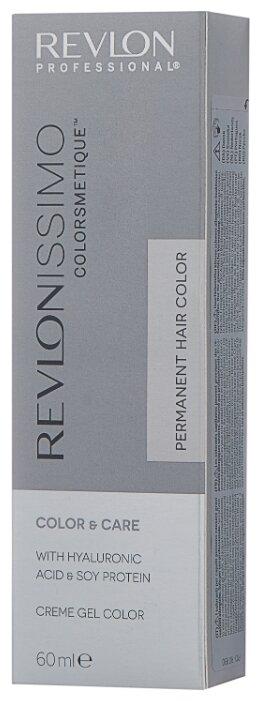 Revlon Professional Revlonissimo Colorsmetique стойкая краска для волос, 60 мл