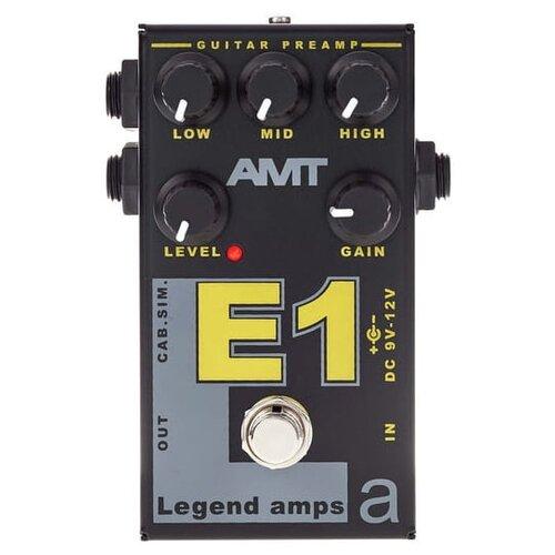 AMT Electronics Предусилитель E1 Legend Amps 1 шт.