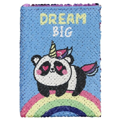 Купить Блокнот ArtFox DREAM BIG, А6, 78 листов (4271601), Блокноты
