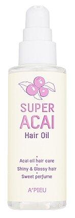 A'PIEU Super Acai Масло для волос с ягодами Асаи