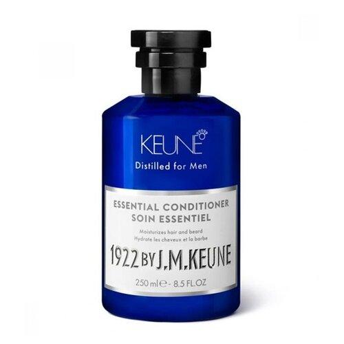 Keune 1922 by J.M. Keune кондиционер для волос и бороды Essential универсальный, 250 мл купить краску для волос keune