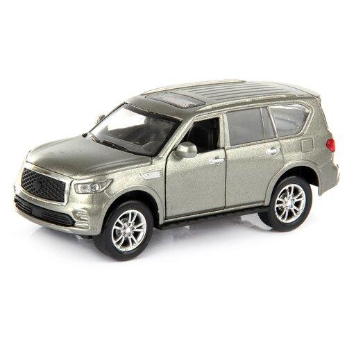 Купить Легковой автомобиль Hoffmann Offroadster Dust (82669) 1:36 серый, Машинки и техника