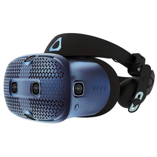 Купить Шлем виртуальной реальности HTC Vive Cosmos черно-синий