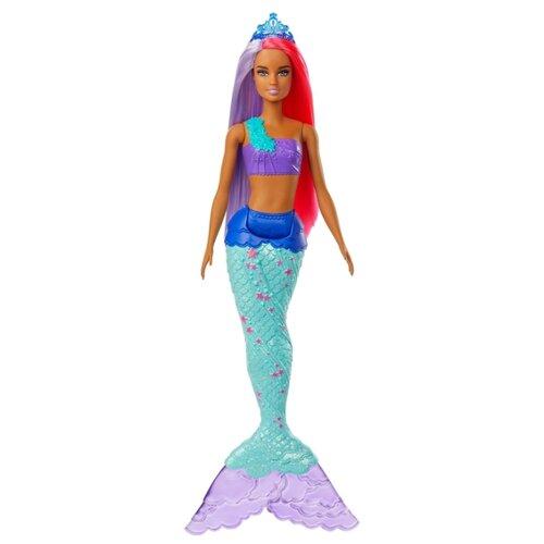 Кукла Barbie Dreamtopia Русалочка 2, GJK09 barbie кукла медсестра dvf57