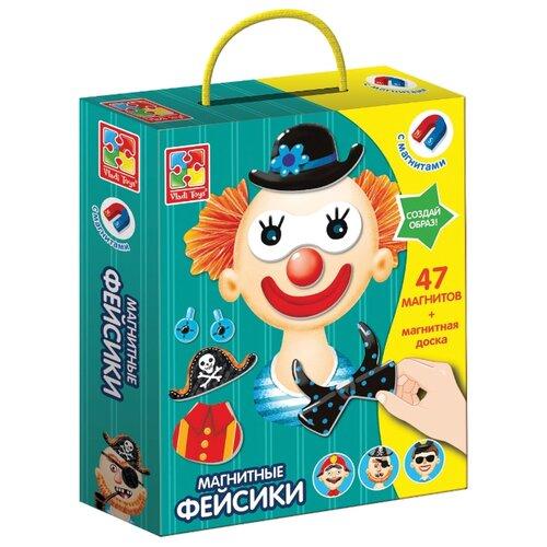 Vladi Toys Магнитная игра Фейсики жилет vladi collection vladi collection mp002xw0r1a0