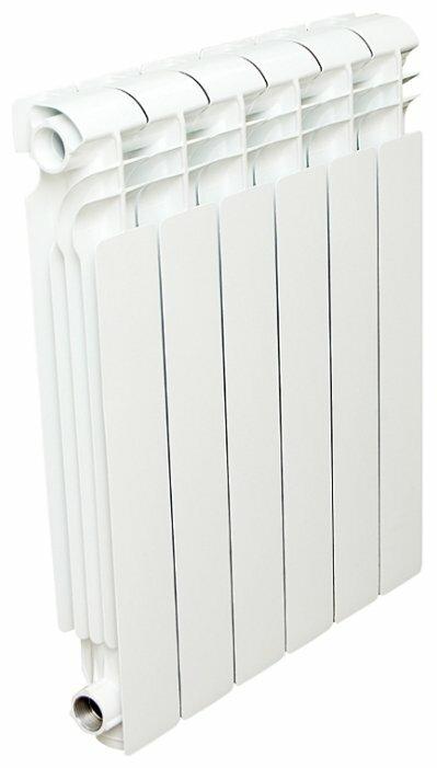 Радиатор алюминиевый Allitore Al 500/80