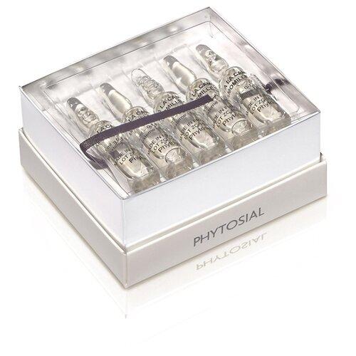 Phytosial Soin A La Camomille Сыворотка с пептидами и экстрактом ромашки для лица, 3 мл (5 шт.) phytosial косметика где купить